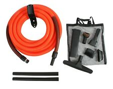 Cen-Tec Systems 93741 Central Vacuum Garage Attachment Kit with 50 ft. Hose