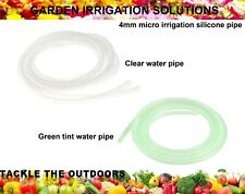More details for micro irrigation dripper sprinkler watering system weather proof silicone pipe
