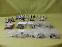 WARHAMMER EMPIRE ARMY - METAL MODELS OOP MANY TO CHOOSE FROM