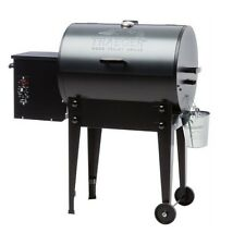 Traeger TFB30LUB Blue Lid Tailgater Electric Pellet Grill - 204719