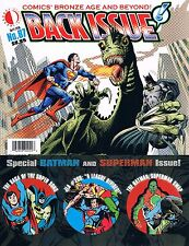 Back Issue #87 Batman Superman Special Super Sons Last Days of Jimmy Olson 2016
