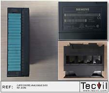 Carte d'entrée analogique SM331 6ES7 331-7KB01-0AB0 |Analog input Module SPS PLC