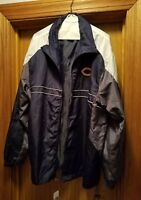 Chicago Bears NFL Sports Illustrated Mens size XL Dunbrooke Windbreaker NWT