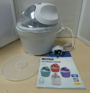 Ambiano Ice Cream Maker 1L Works untested F13