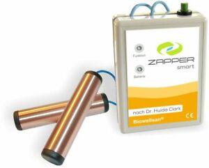Biowellsan® ZAPPER smart - Frequenz nach Dr.Hulda Clark - Heilung ist möglich