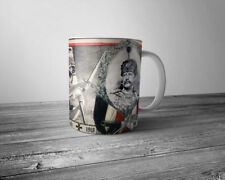 WWI German Patriotic Mug Friedrich Wilhelm Prussia 1914/18 11 oz coffee mug WW1