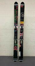 Volkl Gotama 183cm Twin-Tip Big Mountain Skis w/Rossignol Bandit Bindings GREAT