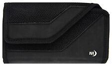 NITE IZE INC Cell Phone Case, Sideway Clip, Ballistic Nylon, XL CCSXL-03-01