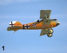 1 X ALBATROSS D.VA BOWERS FLY BABY CL1 FOCKE WULF FE-44 PHOTOGRAPH