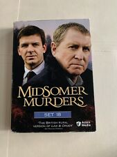 Midsomer Murders: Set 18 (DVD, 2011, 3-Disc Set)