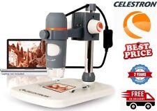 Microscopio Digital De Mano Celestron Pro 44308 (Reino Unido stock)