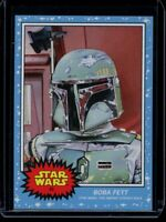 2020 Topps Star Wars Living Set #83 Boba Fett SP Card The Empire Strikes Back