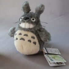 "STUDIO GHIBLI 6"" GRIN TOTORO - OFFICIAL PLUSH - NEW"