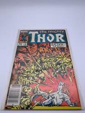 Comic Book💎The Mighty Thor💎1966💎#344🌟Marvel: June 10, 1984🌟