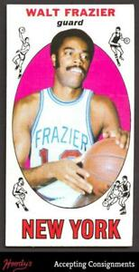 1969-70 Topps #98 Walt Frazier ROOKIE RC KNICKS