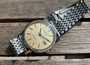 Ruhla Quartz Armbanduhr DDR (GDR)