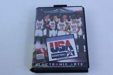 Basketball Sega Mega Drive Video Games with Manual