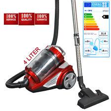 Hoover Aspirapolvere Senza Sacco filtro HEPA ciclone 900W 4L Rosso elettrica 01