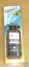 SCUBA BODY GLOVE CELLSUIT SONY K750i/D750i/W800i PURPLE