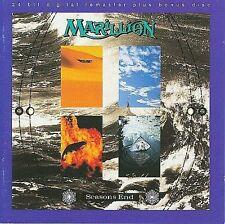 MARILLION - Season's End (2 CD 2008, EMI UK) MINT IMPORT OUT OF PRINT ULTRA RARE