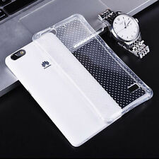 For Huawei Honor 4C 4CPro 5C 4X 5X Clear Anti Impact Gel Skin Case cover