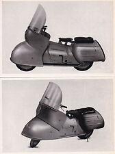 MAICO - MOBIL aus PFÄFFINGEN / TÜBINGEN * 2 orig. Sammelbilder * 1952 * *