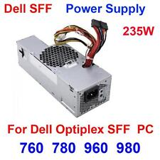 Dell Optiplex SFF PC Power Supply PSU 235W 760 780 960 980