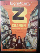 Z Channel: A Magnificent Obsession (DVD, 2005) 2 Disc Special Edition WORLD SHIP