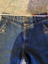 Lawman World Class Vintage Jeans Size 11 Slim Fit High Rise Western