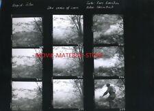 """Sam Peckinpah The Cross Of Iron Original 10x12"""" Contact Sheet Photo #M6800"""