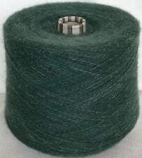 Wolle Garn 70 % Alpaka Schurwolle Bobbel Konen Strickmaschine Strickgarn 900 Gr