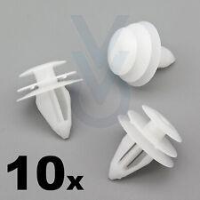 Plastic Trim Clips- Nissan Qashqai & Micra Tailgate Lining Clips 0155309791