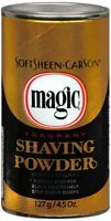 Magic Fragrant Shaving Powder 4.50 oz (Pack of 2)