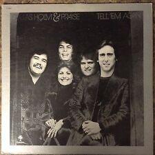 Dallas Holm Praise Tell Em Again Greentree LP Records Vinyl Album R 3480