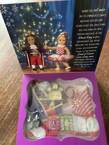 American Girl Nutcracker Mouse King & Land Of The Sweets Outfit Set NIB NRFB