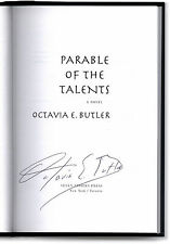 Parable of the Talents  - Signed by Octavia Butler - 1st Edition - Nebula Award