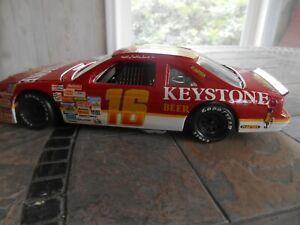 #16 Wally Dallenbach Jr. Keystone Beer 1992 T-Bird. Custom made on Revell.