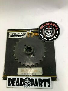 Harley new sportster 79-e84 transmission 23 tooth trans sprocket