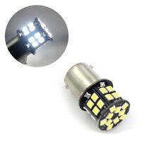 2pcs DC 6V 1156 BA15S 30SMD LED Bulb Rear lamp Turn signal light White 650LM Car