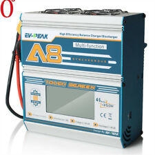 EV-PEAK A8 1350W high efficiency balance charger/discharger for 1-8S  Battery