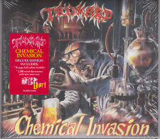 TANKARD 1987 CD - Chemical Invasion (Expanded Ed. 2017) Sodom/Destruction - NEW