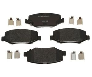Disc Brake Pad Set-R-Line; Metallic Rear Raybestos MGD1274MH