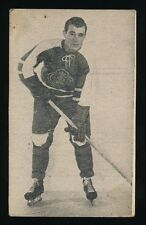 1952-53 St Lawrence Sales (QSHL) #6 FRED BURCHELL (Montreal) -Canadiens