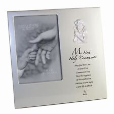 My First Holy Communion Photo Frame with verse - Boy or Girl