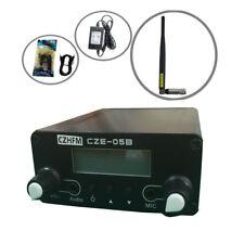 CZE-05B CZH-05B 0.5w 500mw 76-108mhz fm transmitter antenna kit