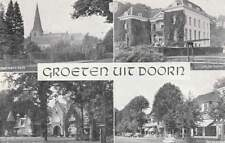 Ansichtkaart Nederland : Doorn - Groeten uit ..... (bc181)