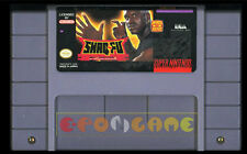 SHAQ-FU Super Nintendo SNES Versione Americana NTSC ○○○○○ SOLO CARTUCCIA