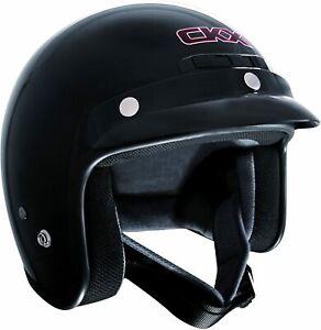 CKX 349771 VG-300 Kids Youth Juniors Helmet Black Small Medium 779422586378