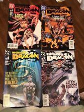 Richard Dragon #1,3 (2004, DC) NIGHTWING & SHIVA  & #4 & #5 FINE, 4 BOOK LOT