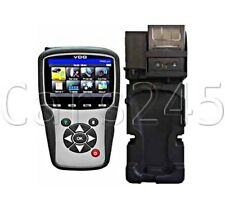 VDO TPMS Pro Diagnostic Tool with docking station printer A2C59506643